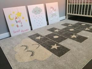 Inne rodzaje Dywany dla dzieci, do przedszkoli – Strona: 1 z 22 XL97