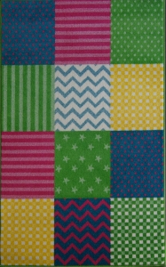 Dywan Play 1,60 x 2,30 - Patchwork