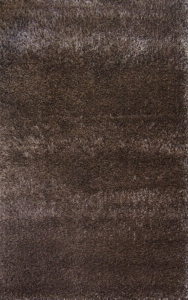 Dywan Seher AJP 0,60x1,10 - Intense Brown/ Brąz